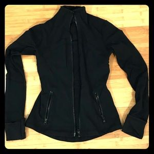 Lululemon Black Define Jacket size 4